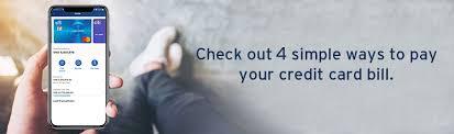 citi credit card bill payment