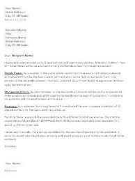 Cover Letter Sample Administrative Assistant | Nfcnbarroom.com