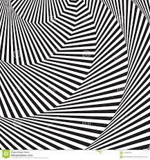 Optische Kunstachtergrond 3d Optische Illusie Moderne Golvende