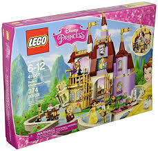 #4 LEGO Disney: Princess Belle\u0027s Enchanted Castle The Best NEW Toys \u0026 Gifts for 5-Year-Old Girls | WeTheParents