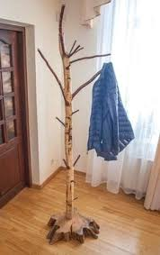 Homemade Coat Rack Tree 100 DIY Tree Coat Racks Personalizing Entryway Ideas With Inspiring 23