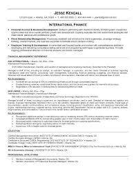 Financial Advisor Assistant Sample Resume Stunning Sample Resume Finance Manager Auto Finance Manager Resume Examples