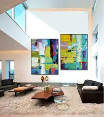 large wall canvas art set of 2 large contemporary painting abstract canvas art original artwork blue large canvas wall art australia on large canvas wall art australia with large wall canvas art set of 2 large contemporary painting abstract