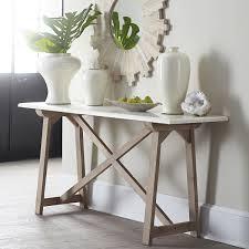 sofa console table. Furniture:White Marble Top Console Table Faux Sofa Montibello Ashley Look Monarch Carrara S