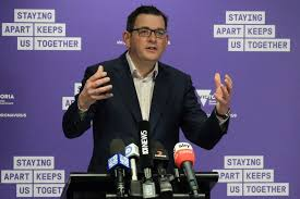 Victoria's coronavirus case numbers have hit the magic number of 13, triggering unconfirmed reports of vampire attacks in several government buildings in the spring street precinct. Covid Restrictions In Regional Victoria Could Be Eased Faster Than Expected Says Premier Daniel Andrews Abc News