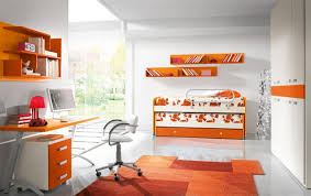 Orange Bedrooms Orange Bedroom