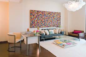 art for home office. hide art: chelsea handler\u0027s office, shift contemporary-home-office art for home office o