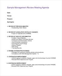 sample meeting schedule sample meeting agenda 20 examples in pdf word
