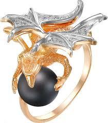 Купить золотое <b>кольцо</b> с жемчугом арт. <b>31205A2</b> за 30 090 руб. в ...
