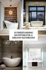 feestanding bathtubs for a dreamy bathroom cover