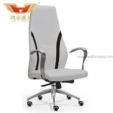 office chair genuine leather white. China Modern Office Furniture Genuine Leather Chair (HY-125A) -  Chair, Office Chair Genuine Leather White