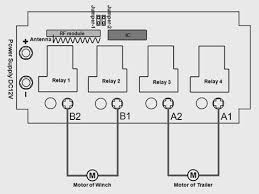 wiring diagram for trailer winch the wiring diagram winch wiring diagram nodasystech wiring diagram