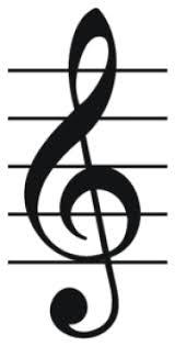 Treble Clef Music Music Theory Treble Clef Music Tech Student