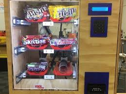 "Vending Machine Diy Awesome DIY High Schoolers Build A ""48 Vending Machine"" Hackster's Blog"