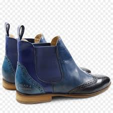 shoe leather boot footwear blue png