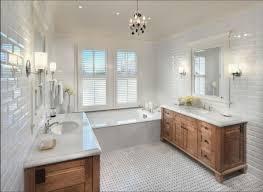 white subway tile bathroom flooring