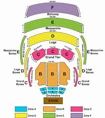 Dreyfoos Concert Hall Seating Chart Picture Of Kravis