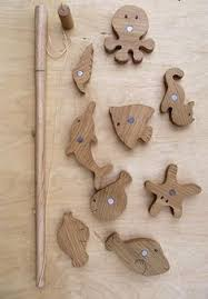 fishing rod wood