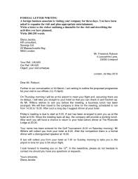 Business Letters Formal Letter Format mind mapping for art ...