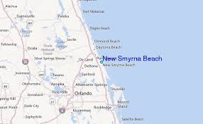 New Smyrna Beach Tide Chart New Smyrna Beach Tide Station Location Guide