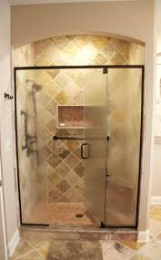 Shower Door clean shower door photographs : Glass Shower Doors & Enclosures Installation Syracuse CNY