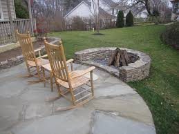 Stacked Stone Fire Pit stackedstonefirepit ciminellis landscape services inc 7707 by xevi.us