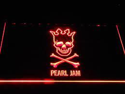 Pearl Jam LED Neon Sign USB