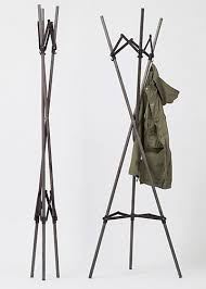 Collapsable Coat Rack Vandasye Collapsible Coat Rack Coat racks Small living and Coat hooks 2