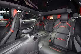 Ferrari Gtc4lusso T Interior Photos Carbuzz