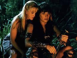 Xena and gabrielle lesbian pics