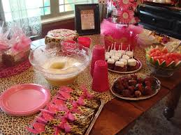 Leopard Print Party Decorations For 1st Birthday Party Pink And Leopard Print Hot Clue Leopard