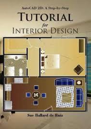 2d interior design. Modren Interior AutoCAD 2D A Step By Tutorial For Interior Design For 2d D