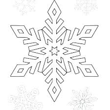 Snowflakes For Coloring Coloring Lips