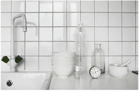 White Kitchen Tiles Kitchen With White Tiles And Tap And Grey Grout Kitchen
