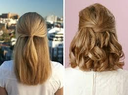 Idée Coiffure Mariage Cheveux Mi Long Beau Modle Coiffure