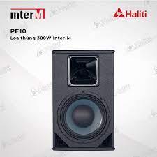 Loa thùng 300W Inter-M PE10 – Audio Visual - Mua hàng trực tuyến uy tín với  giá tốt