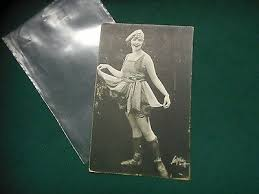 "Vintage 1920's MYRTLE REEVES Publicity Photo by WITZEL~ 3-3/8"" x 5-3/8"" O.  Hardy | eBay"