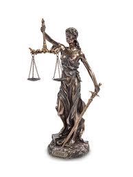"<b>Статуэтка</b> ""<b>Фемида</b> - богиня правосудия"" <b>Veronese</b> 4937840 в ..."
