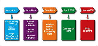 project development timeline reed resources mt marion lithium project development timeline