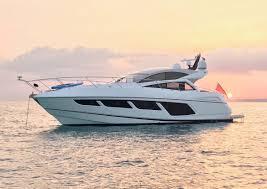 2017 Sunseeker Predator 57 Motor Yacht For Sale Yachtworld