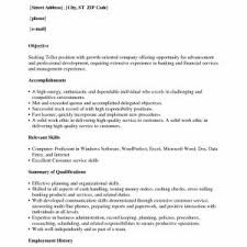 Cashier Resume Sample. Targeted Cover Letter Examples Format For ...