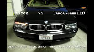 Sport Series 2004 bmw 745li : 2004 BMW 745Li with Error Free 3156 LED Bulbs for Turn Signal ...