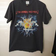 The opportunity for you to take the barrens and the lands beyond is a great one. Shirts The Unholy Alliance Tour 206 Band Graphic Tee Poshmark