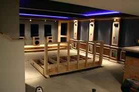 home theater riser. Home Theater Riser Platform Seating I