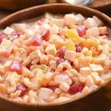 pasta fruit salad kawaling pinoy