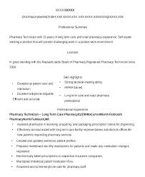 Pharmacy Technician Resume Objective patient care technician resume sample megakravmaga 54