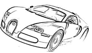 Small Picture Car Bugatti Veyron Sport Coloring Page Bugatti Pinterest