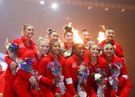 Introducing the 2021 us olympic women's gymnastics team. Usa Announces Women S Gymnastic Team For Tokyo Olympics 2021 Essentiallysports