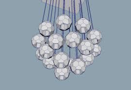 boule de cristal round cer 19 obj 3d model fbx mb
