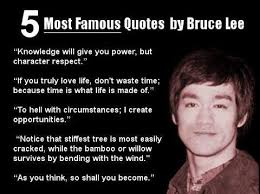 Most Famous Quotes By Bruce Lee Programming Fun Hub Unique Quotes Hub